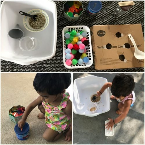 Activities for 12 to 18 months old toddler