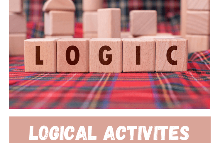 Logical activities for kids