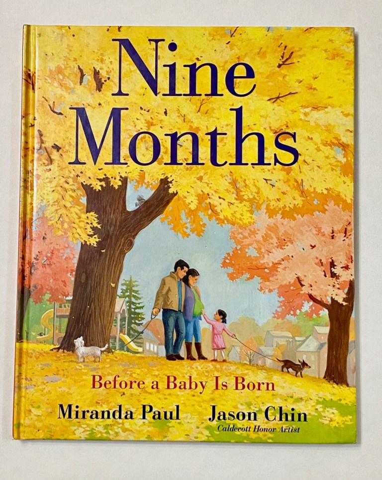 Nine Months- kids book
