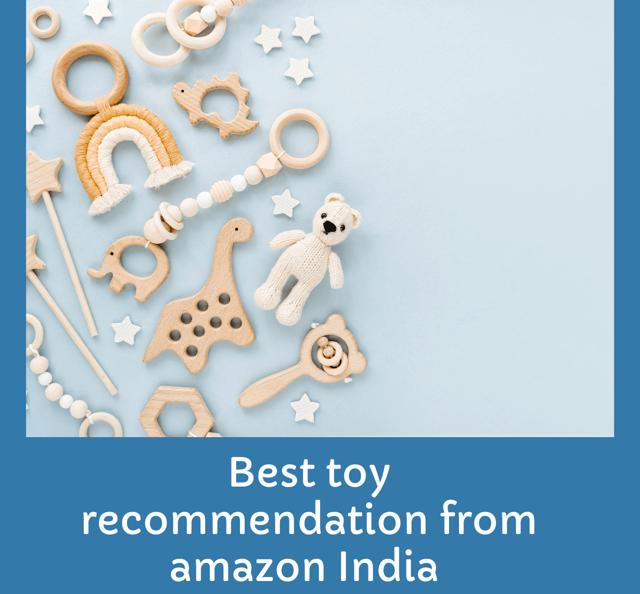 Best toy recommendation