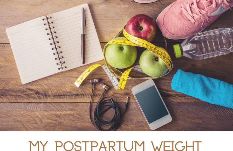 Postpartum weight reduction
