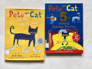 Pete the Cat- Kids Book review