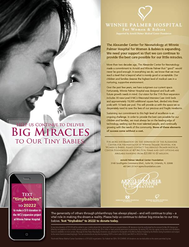 Winnie Palmer Hospital For Women and Babies