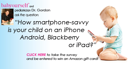 How smartphone-savvy is your toddler?
