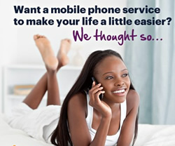 Want a mobile phone service to make your life a little easier? We thought so ...