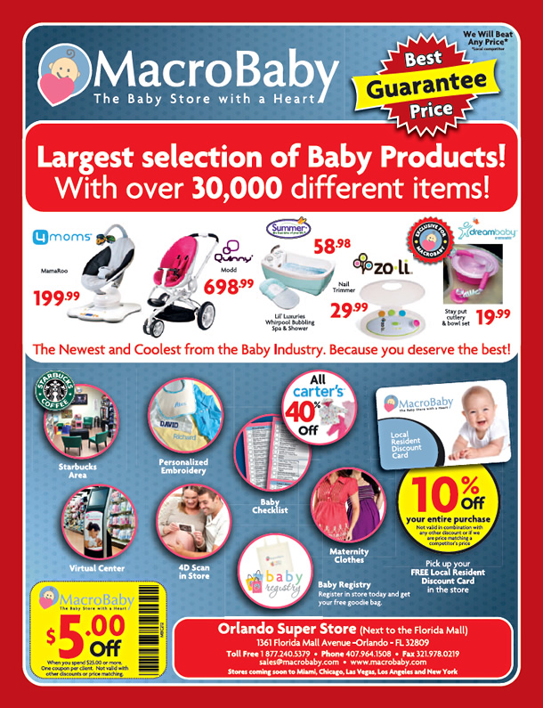 MacroBaby - The Baby Store with a Heart