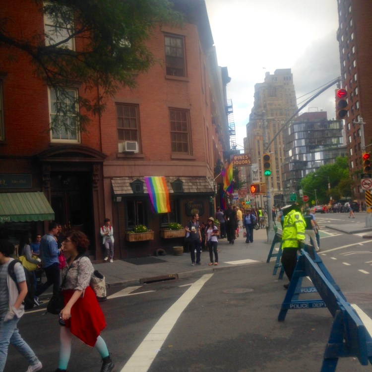Gay Pride Parade 6/28/15