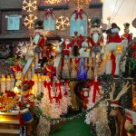 Christmas in Dyker Heights/photo Antonia Martinelli