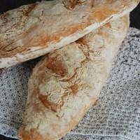 Baguette à l'ancienne sans pétrissage