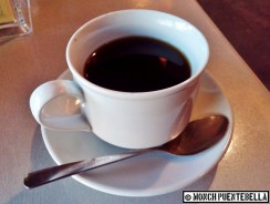 Brewed Coffee (P60): It comes with one free refill, equating to P30 a cup.
