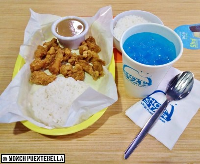 This combo was from Hot Star's previous promotion.
