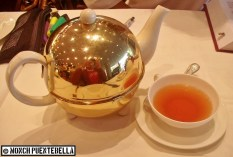 Celestial Empire Tea (P195): CJ ordered this one, and I was unable to try it.