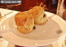 Scones (P150 / 2 pieces): Still the same scones I tried out three years ago. Best served warm.
