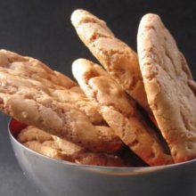 Honey Roasted Peanut Cookies