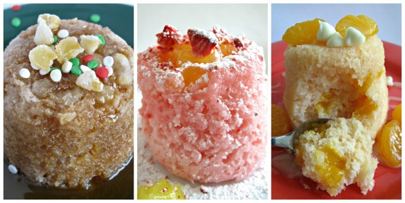 3-2-1 Gingerbread Cake 3-2-1 Strawberry Lemonade Cake 3-2-1 Mandarin Orange Cake