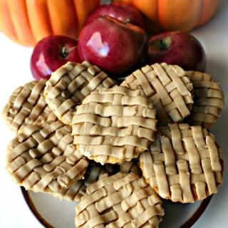 Apple Pie and Pumpkin Pie Cookies