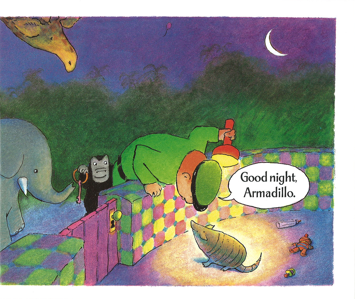 The Deep Existential Premise Of Goodnight Moon