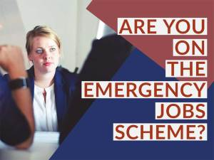 Emergency Jobs Scheme