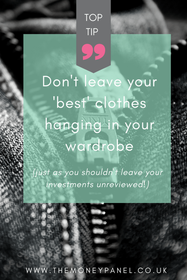 #20 - Women and Money Blog Series - 5 Top Tips to improve your relationship with your wardrobe and save money