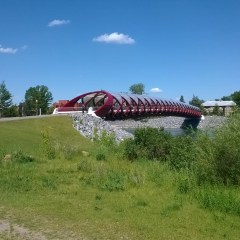The Metric Century Ride – Calgary Trails