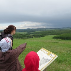 Ann & Sandy Cross Conservation Area – Hiking With Kids