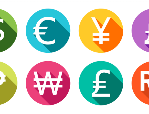 local and home currency symbols