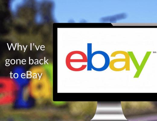 why I've gone back to eBay