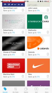 Retailer discounts on Zeek