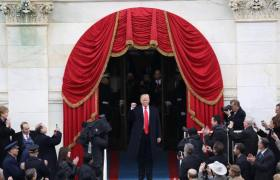 Donal Trump has been sworn in as America's 45th President.