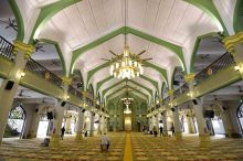 Opinion writer Dr Abdul Rahim Abdul Hamid feels that spending $1m over to air-condition the Sultan Mosque is a waste of money.