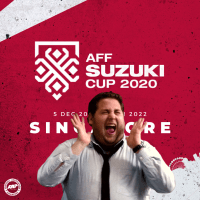 Singapore to host the Suzuki Cup 2020, giving the Lions an advantage.