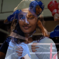 Female national boxer Danisha Mathi starts online fundraising drive to raise $5000 to support her journey to the Hanoi SEA Games.