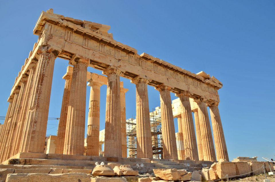 Athens – the city of gods and heroes.