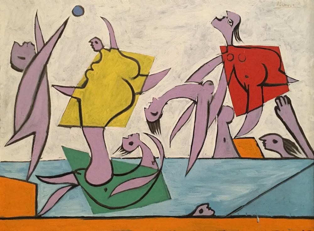 Picassso LE SAUVETAGE 1932