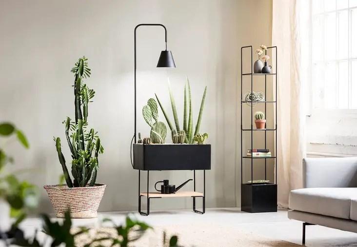 Plant Furniture Una Innovadora Coleccin De Muebles Para Plantas