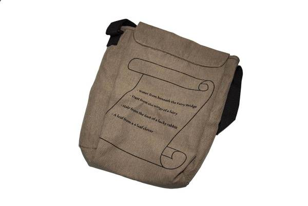 Monster Protection Kit Bag Back
