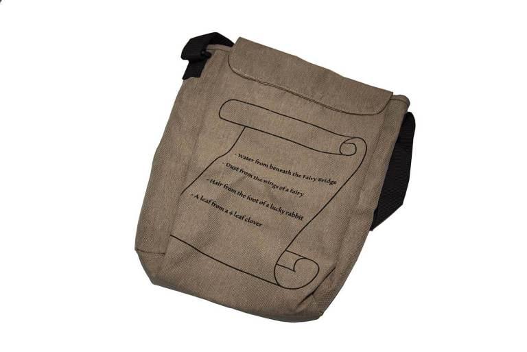 Monster Protection Kit Bag Back