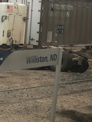 Williston Station