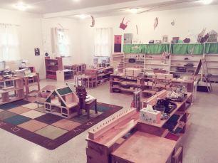 Eagles Classroom