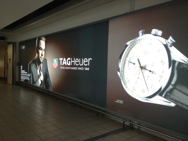 airport ad heathrow