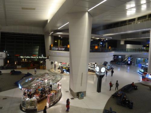 delhi airport nice panorama