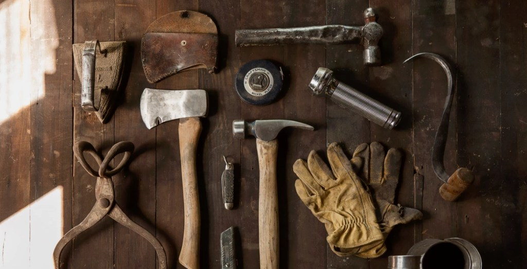 Anxiety toolbox