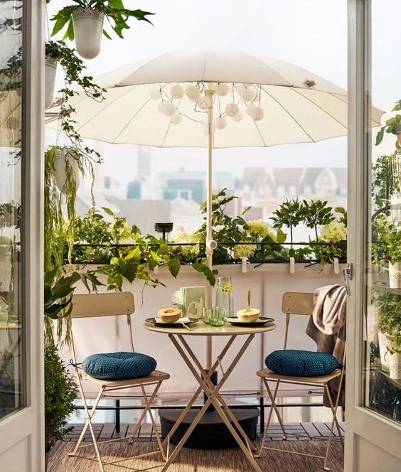 50 Small Apartment Balcony Ideas The Mood Palette