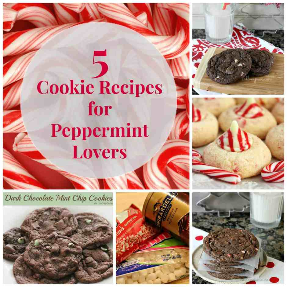 peppermint, cookie, recipes, christmas, holiday