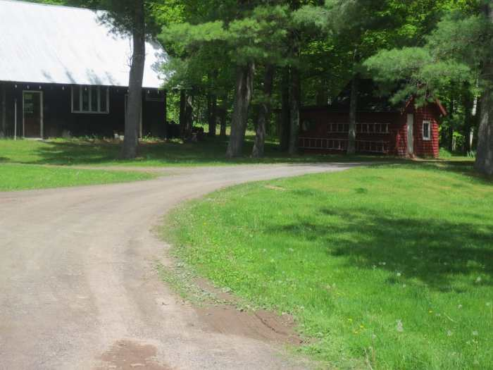 The place I grew up...looks like a scene from Little House On The Prairie, doesn't it?
