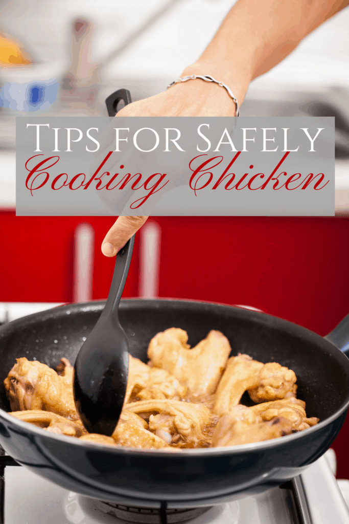 9 Tips for Safely Cooking Chicken