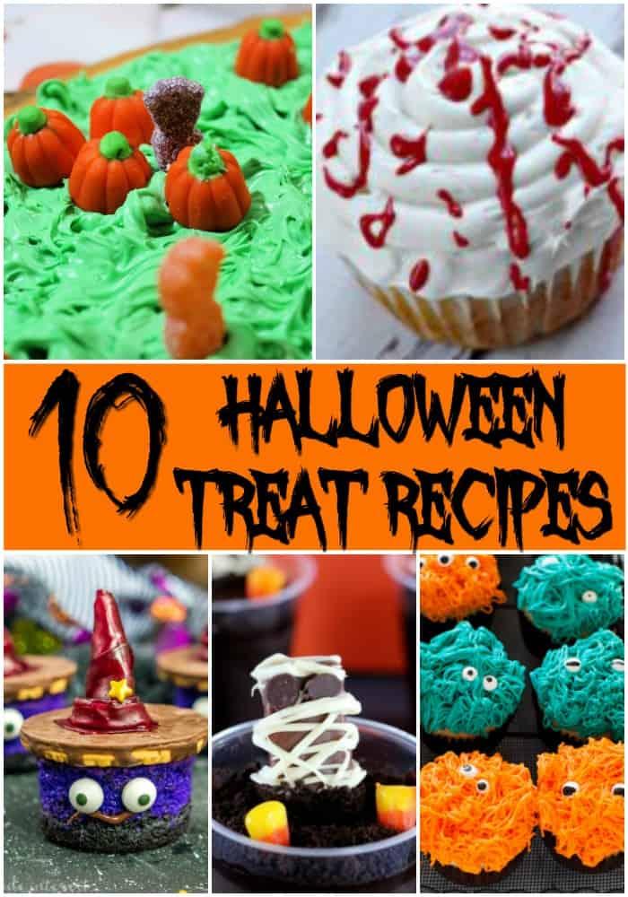 10 Ghoulishly Good Halloween Treat Recipes