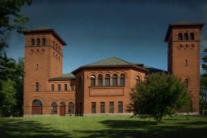 Auditorium at The Moody Center in New England Northfield Massachusetts