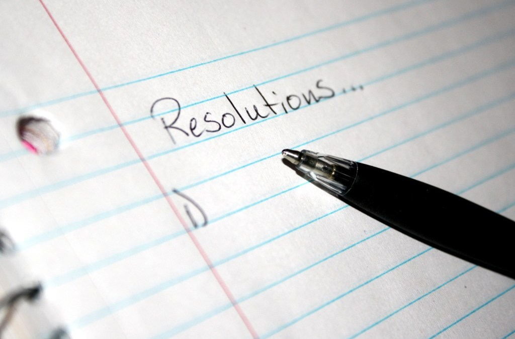 15 Simple Writing Resolutions You Can Keep EVERY DAY in the New Year
