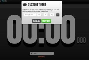 Marinara Custom Timer 1